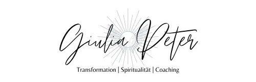 Giulia Peter – Transformation, Coaching, Spiritualität